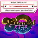 Happy Anniversary / Happy Anniversary (Instrumental) [Digital 45] thumbnail