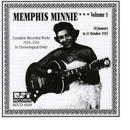 Memphis Minnie Vol. 1 (1935) thumbnail