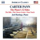 Carter Pann: Works For Piano thumbnail