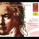 Beethoven: Historical Recordings (Complete Beethoven Edition Vol.20) thumbnail