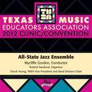 2012 Texas Music Educators Association (TMEA): All-State Jazz Ensemble thumbnail