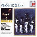 Pierre Boulez Conducts His Own Works thumbnail