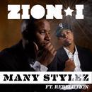 Many Stylez (Single) thumbnail
