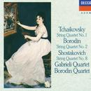 Tchaikovsky: String Quartet No.1 / Borodin: String Quartet No.2 / Shostakovich: String Quartet No.8 thumbnail