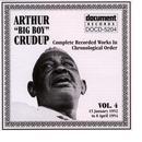 "Arthur ""Big Boy"" Crudup Vol. 4 1952-1954 thumbnail"