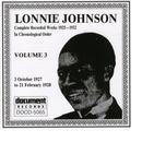 Lonnie Johnson Vol. 3 (1927 - 1928) thumbnail