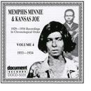 Memphis Minnie & Kansas Joe Vol. 4 (1933 - 1934) thumbnail