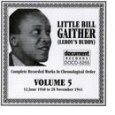 Bill Gaither Vol. 5 1940-1941 thumbnail