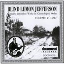Blind Lemon Jefferson Vol. 2 (1927) thumbnail