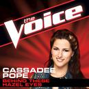Behind These Hazel Eyes (The Voice Performance) thumbnail