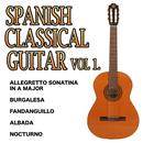 Spanish Classical Guitar Vol.1 thumbnail