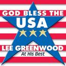 God Bless The USA: Lee Greenwood - At His Best CD thumbnail