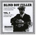 Blind Boy Fuller Vol. 4 1937 - 1938 thumbnail