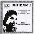 Memphis Minnie Vol. 5 (1940-1941) thumbnail