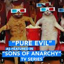 "Pure Evil (As Featured in ""Sons of Anarchy"" TV Series) - Single thumbnail"
