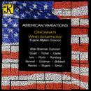 Cincinnati Wind Symphony: American Variations thumbnail