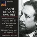 Lazar Berman Rarities thumbnail