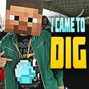 I Came To Dig (Minecraft Rap) thumbnail