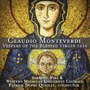 Monteverdi: Vespers Of The Blessed Virgin 1610 thumbnail