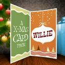 A Christmas Card From Willie thumbnail