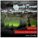 Natural Sounds for Sleep: Moonlit Forest with Sparkling Stream thumbnail