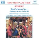 Schütz - The Christmas Story · Cantiones sacrae · Psalm 100 / P. Agnew · A. Crookes · M. McCarthy · Oxford Camerata · J. Summerly thumbnail