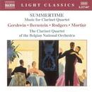 Summertime: Music For Clarinet Quartet thumbnail
