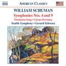 William Schuman: Symphonies Nos. 4 and 9; Orchestra Song; Circus Overture thumbnail