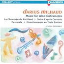 Milhaud:Music For Wind Instruments thumbnail