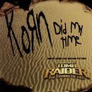 Did My Time (CD Single) thumbnail