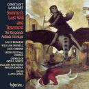 Constant Lambert: Summer's Last Will and Testament / The Rio Grande / Aubade Heroique thumbnail