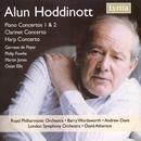 Alun Hoddinott: Piano Concertos Nos 1 & 2; Clarinet Concerto; Harp Concerto thumbnail