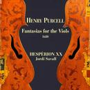 Henry Purcell: Fantasias For The Viols thumbnail