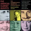 Five American Clarinet Quintets thumbnail