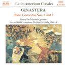 Ginastera: Piano Concertos Nos. 1 And 2 thumbnail