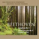 Beethoven: Symphony No. 5; Piano Concerto No. 4 thumbnail