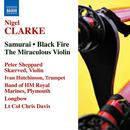 Clarke: Samurai; Black Fire; The Miraculous Violin thumbnail