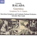 Leonardo Balada: Guernica; Symphony No. 4; Zapata thumbnail