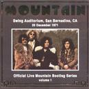 Offcial Live Mountain Bootleg Series Volume 1 thumbnail