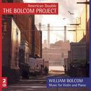 Bolcom: Music For Violin & Piano thumbnail