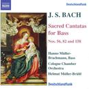 J.S. Bach: Sacred Cantatas For Bass thumbnail
