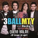 Quiero Bailar (All Through The Night) (Single) thumbnail