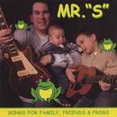 Songs For Family, Friends & Frogs thumbnail