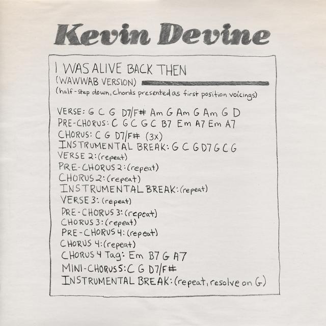Ballgame (Live) by Kevin Devine - Pandora